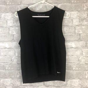 Nike Seamless Sans Couture Dri-Fit Sleeveless Top